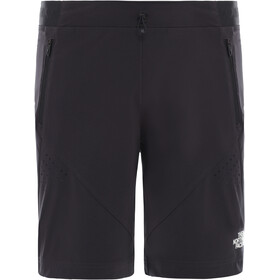 The North Face Impendor Alpine Shorts Women, weathered black/tnf black